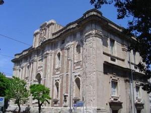 Chiesa S. Giovanni di Malta a Messina