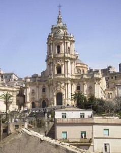 La Basilica di San Giorgio a Ragusa