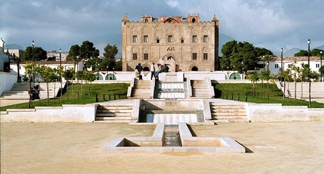 Castello della Zisa - Palermo