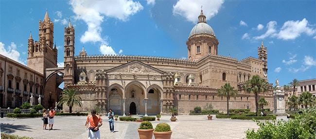 Cattedrale di Palermo - Vacanze Palermo