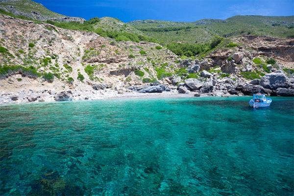 Il mare di Marettimo, vacanze in Sicilia