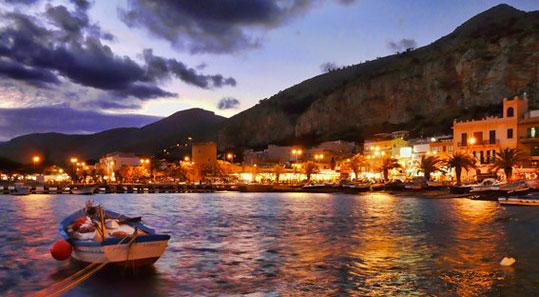 Mare in Sicilia - Vacanze e Spiagge - Mondello