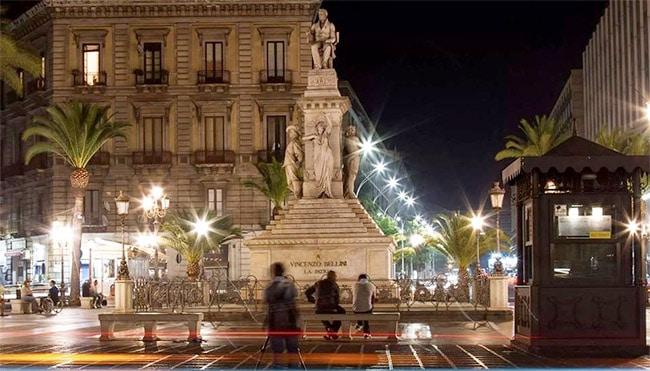 Piazza Stesicoro - Catania